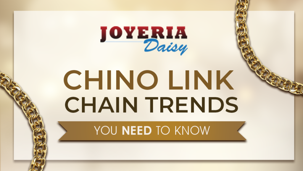 Trends on Chino Link Chains